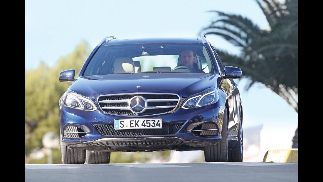 Mercedes E-Klasse, Avantgarde, Frontansicht