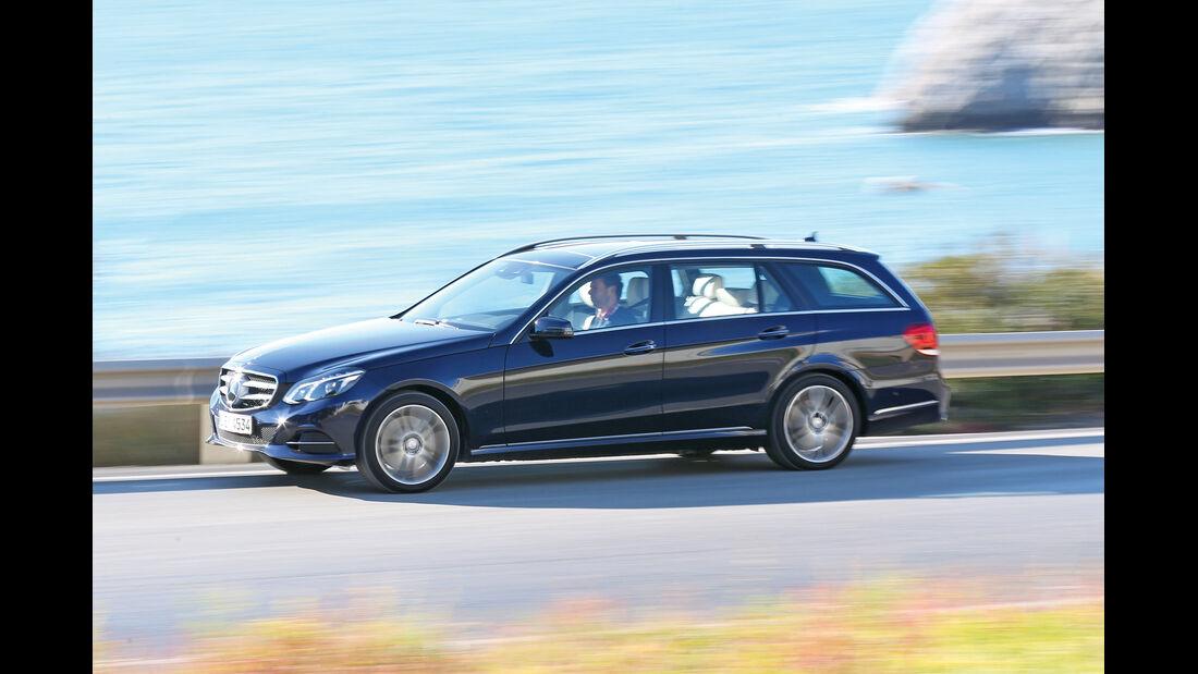 Mercedes E-Klasse, AvantgardeSeitenansicht