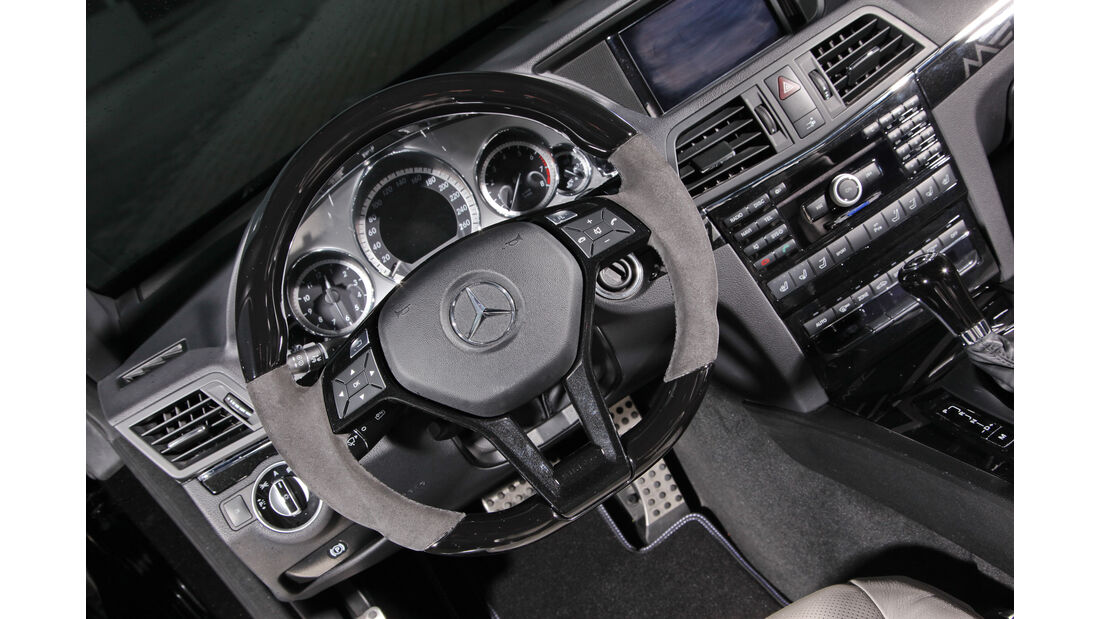 Mercedes E-Klasse Cabriolet Cerberus by MEC Design