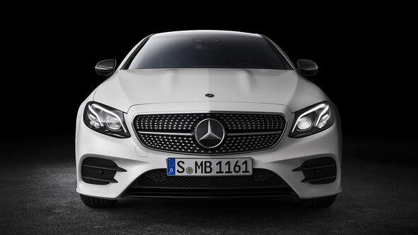 Mercedes E-Klasse Coupé Edition 1