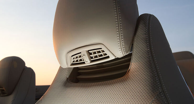 Mercedes E-Klasse E 220 CDI Cabrio Airscarf