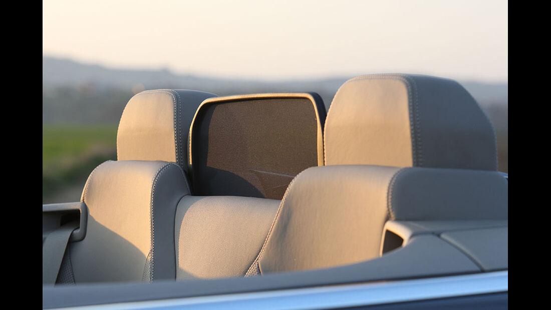 Mercedes E-Klasse E 220 CDI Cabrio Windschott