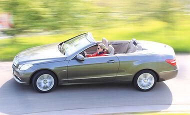 Mercedes E-Klasse E 220 CDI Cabrio