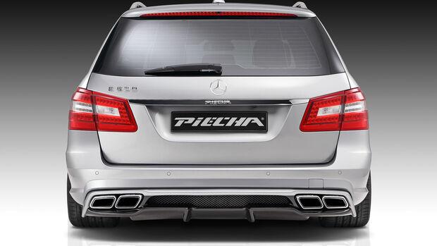 Mercedes E-Klasse E500 Styling-Paket von Piecha