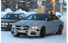 Mercedes E-Klasse Erlkönig E 63 AMG