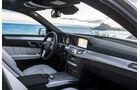 Mercedes E-Klasse Facelift 2013, Innenraum, Cockpit