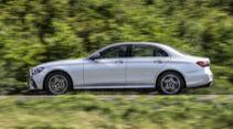 Mercedes E-Klasse Facelift, Limousine