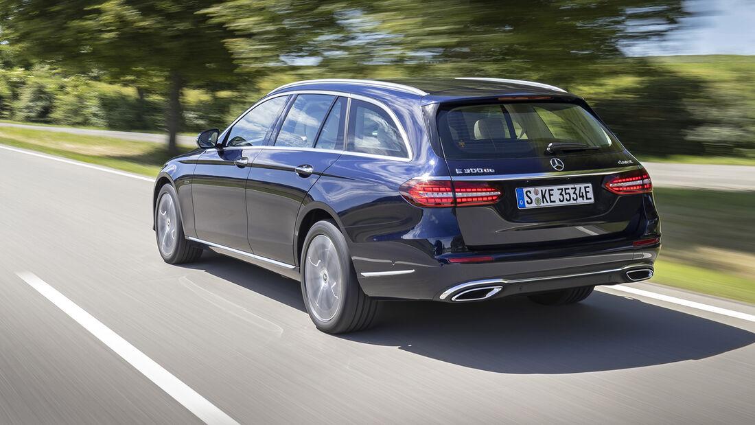 Mercedes E-Klasse Facelift, T-Modell