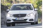 Mercedes E-Klasse, Frontansicht