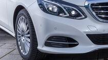 Mercedes E-Klasse, Frontscheinwerfer