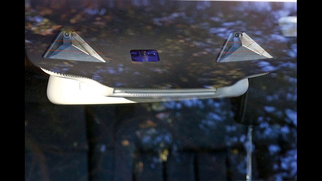 Mercedes E-Klasse, Kamera, Stereokamera