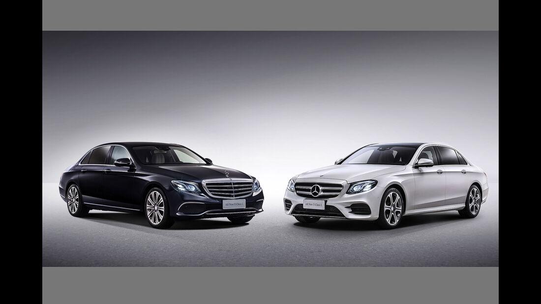 Mercedes E-Klasse Langversion