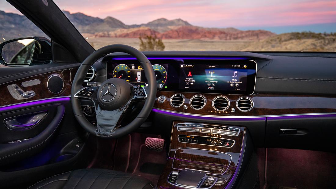 Mercedes E-Klasse Modellpflege 2020 (W213)