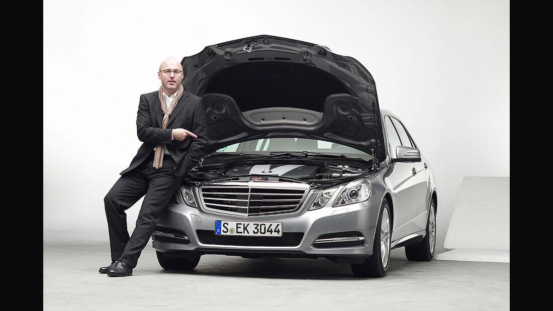 Mercedes E-Klasse, Ralph Alex