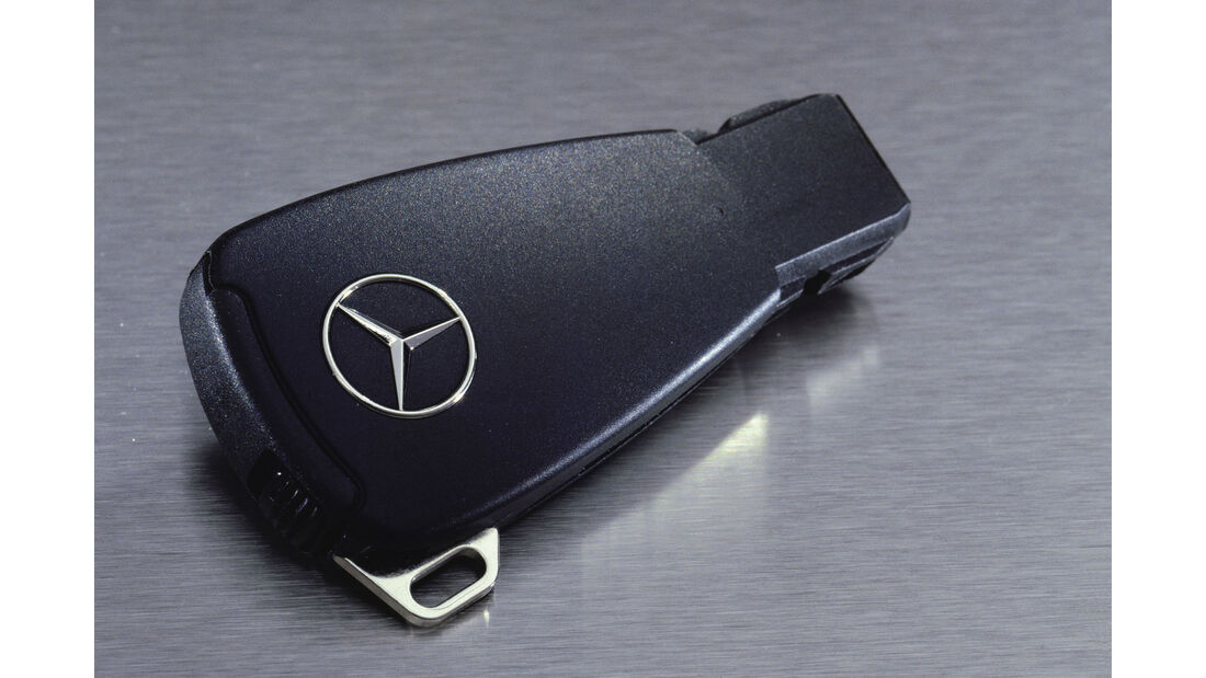 Mercedes E-Klasse, Schlüssel