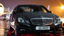 Mercedes E-Klasse Stretch Limo Binz