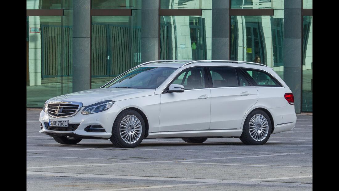 Mercedes E-Klasse T-Modell, Seitenansicht