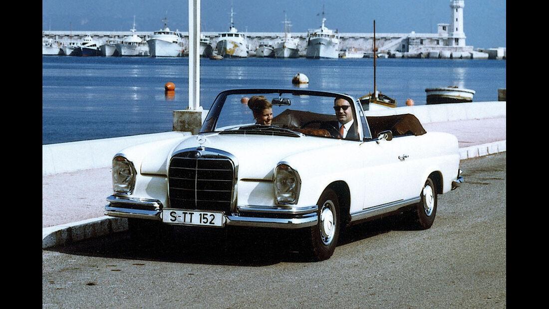 Mercedes E-Klasse W 111 Cabrio