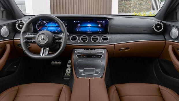 Mercedes E-Klasse W 213 Facelift
