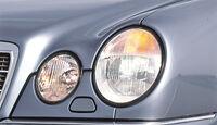 Mercedes E-Klasse (W210), Frontscheinwerfer