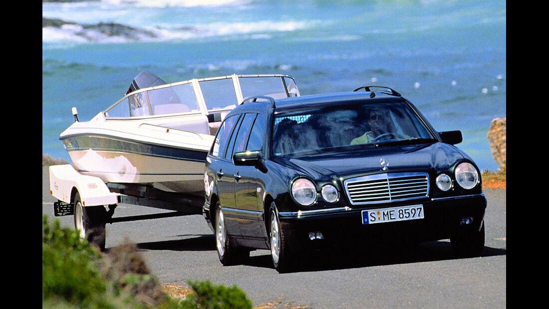 Mercedes E-Klasse W210 S210 Mopf Baujahr 2000