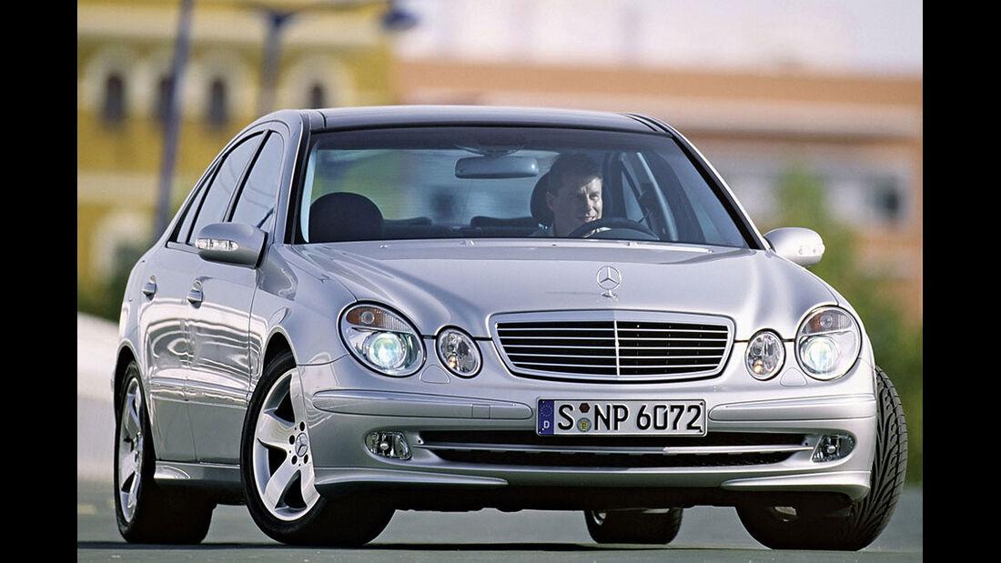 Mercedes E-Klasse W211