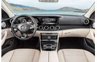 Mercedes E-Klasse (W213) - E 220 d - Diesel - Innenraum - Cockpit - Vorstellung