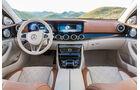 Mercedes E-Klasse (W213) - E 350 e - Plug-In-Hybrid - Innenraum - Cockpit - Vorstellung