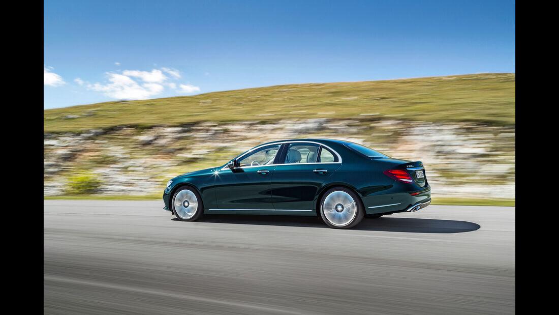 Mercedes E-Klasse (W213) - E 350 e - Plug-In-Hybrid - Vorstellung