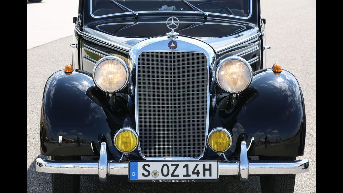 Mercedes E-Klasse - sechs Generationen