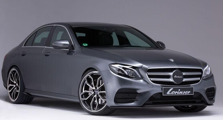 Mercedes E-Klasse von Lorinser