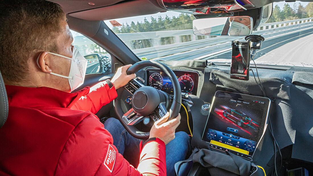 E-turboalimentador Mercedes