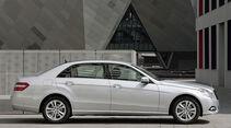 Mercedes E-klasse lang
