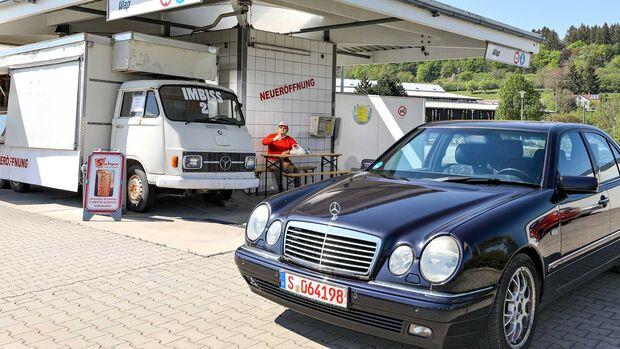 Mercedes E280 W210