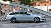 Mercedes-E350d-T Modell-Diesel-Fahrbericht-Kombi-Exterieur