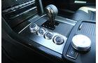 Mercedes E63 AMG T, Ganghebel