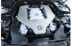 Mercedes E63 AMG T, Motor