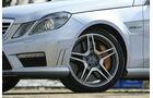 Mercedes E63 AMG T, Rad, Scheinwerfer