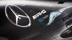 Mercedes - EQ - Formel 1 - 2017