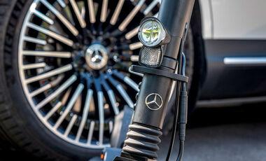 Mercedes EQ Scooter Elektroroller
