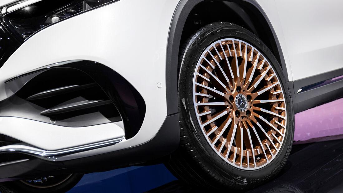 Mercedes EQA (2021) Elektro-SUV