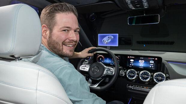 Mercedes EQA Erster Check (2021)