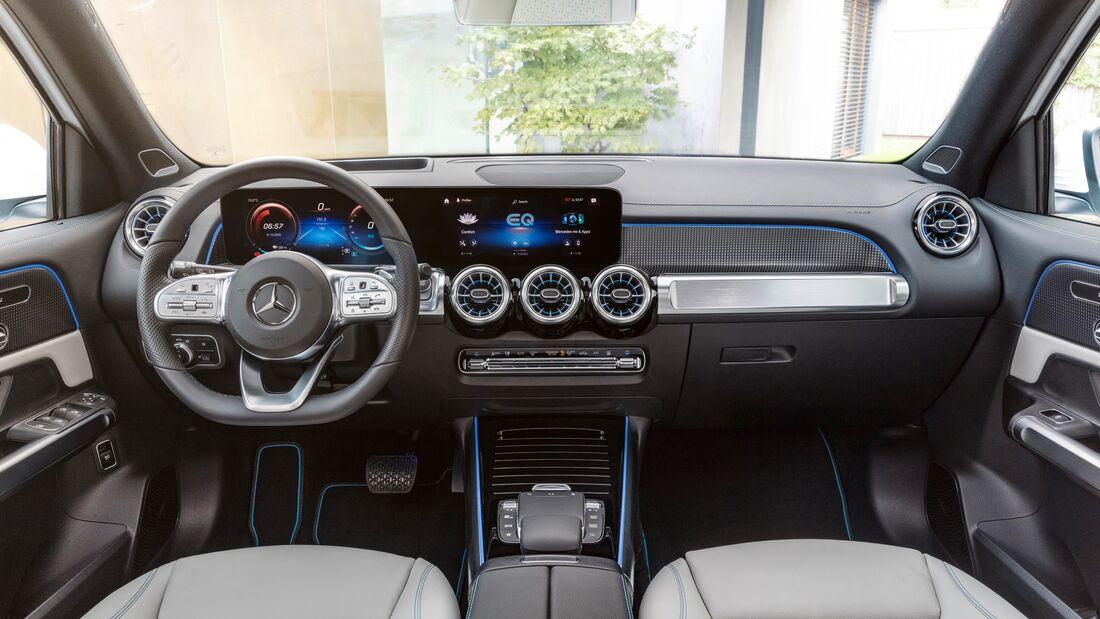 Mercedes EQB Premiere 2021