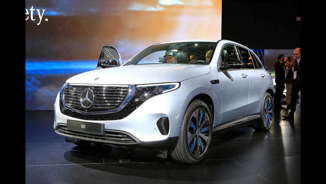 Mercedes EQC 400