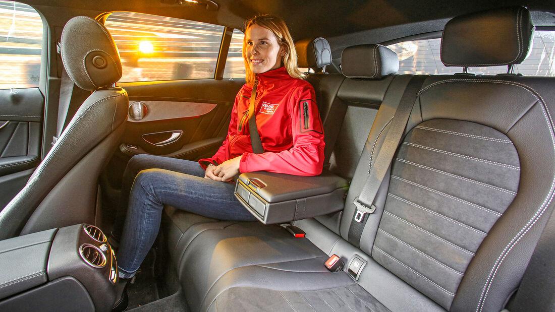 Mercedes EQC, Interieur