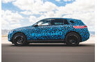 Mercedes EQC - Testfahrten - 2018