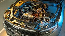 Mercedes EQC, ams 2019_23, Motor