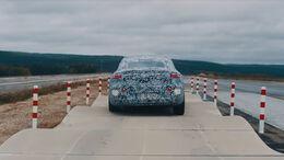 Mercedes EQS Test