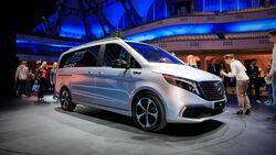 Mercedes EQV, IAA 2019