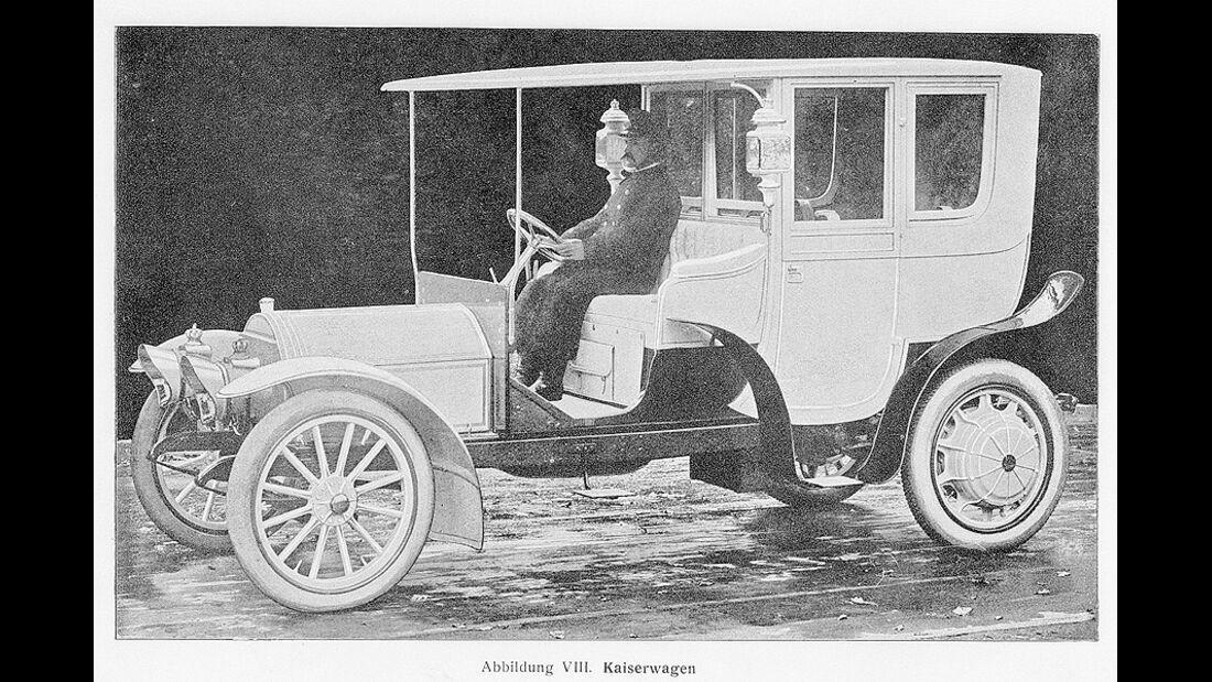 Mercedes Electrique